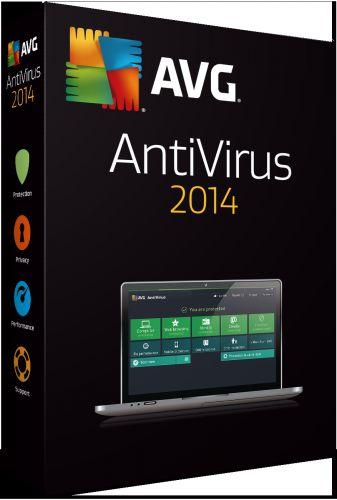 2014 AVG ANTIVIRUS, 3-4 YEARS, 3 PC USERS, DOWNLOAD VERSION