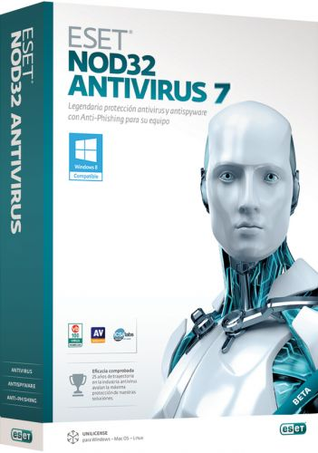 2014 ESET NOD32 7.0, 1 YEAR, 3 PC USERS, DOWNLOAD VERSION