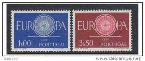 Portugal Europa 1959 mnh