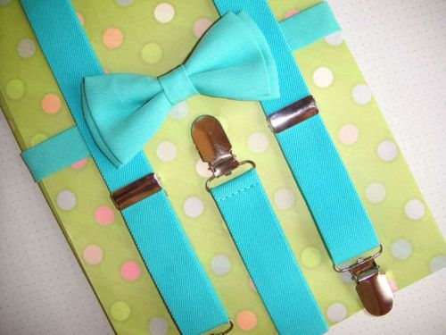 baby,boys suspenders and bow tie set,girls suspenders,gift suspendrs,