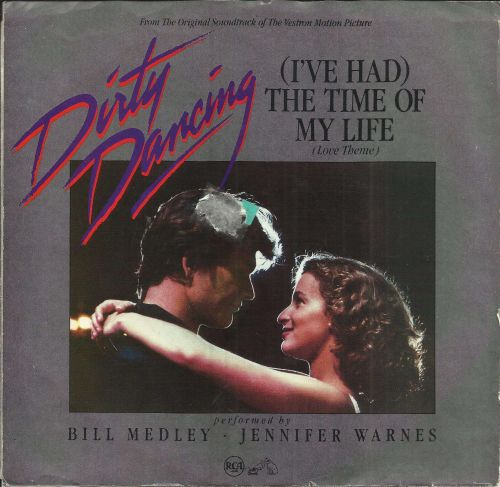 Dirty Dancing - 45 Record Time of My Life in Original Sleeve!