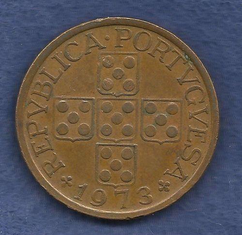 Portugal 50 Centavos 1973 Coin