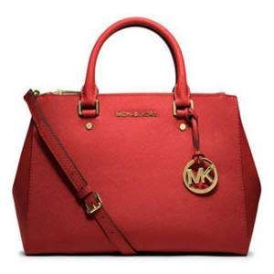 Michael Kors Sutton Medium Saffiano Leather Bag