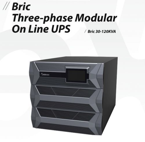 Ablerex Three-Phase Modular Online UPS