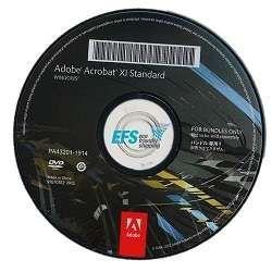 Adobe Acrobat XI Standard OEM DVD Windows