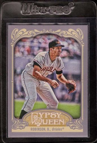 2012 Topps Gypsy Queen #254 Brooks Robinson