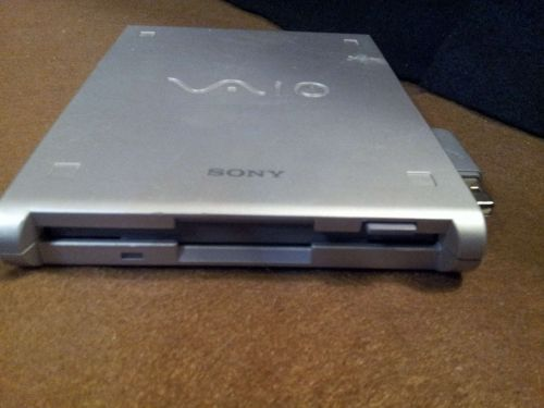 Sony USB powered External Portable Floppy Disk Drive -Great Data Recovery Tool!