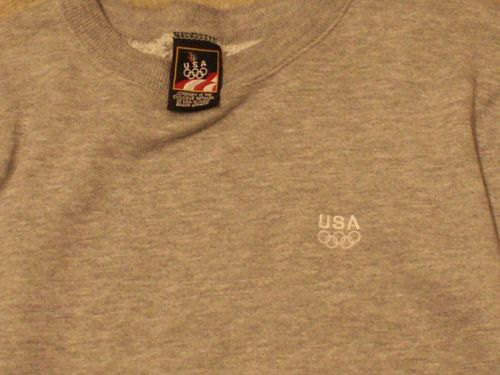 Olympic Logo Sweatshirt - JC Penny's Olympic Retailer 1X