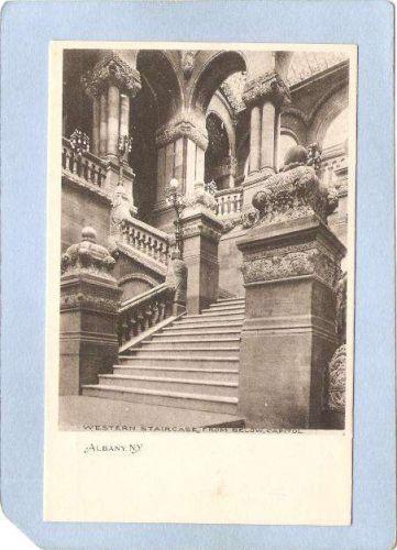 New York Albany Western Staircase Capitol Bldg ny_box2~440