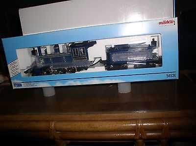 Marklin Union Pacific Western Locomotive 54530 G SCALE Maxi Electrical train