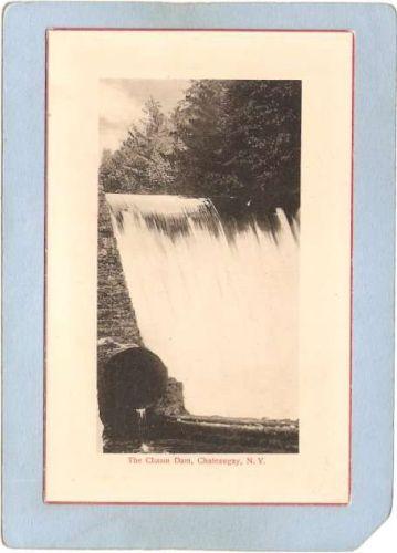 New York Chautauqua The Chasm Dam ny_box5~1867