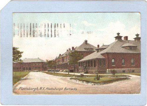 New York Plattsburgh Plattsburgh Barracks ny_box3~1195