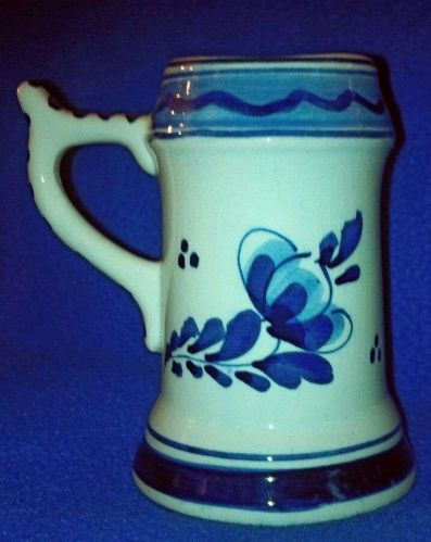 """DEIFTS 3"""" Handled Miniature Mug/Stein **Great Collectors Condition**"""