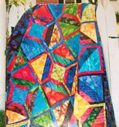 Quilting Magazine with patterns Published 2008