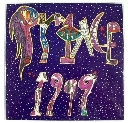 PRINCE ** 1999 ** 1982 Rock LP