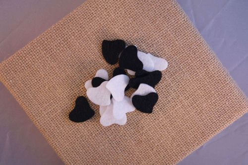 Heart Shaped Replacement Pads for Diffusing Mama's Aromatherapy Lockets