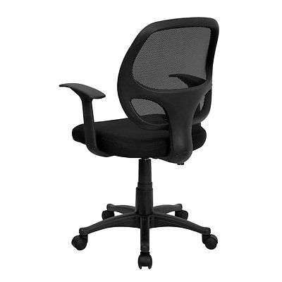 Furniture Desk Computer Office Home Chair Task Mesh Breathable School Comfort W/