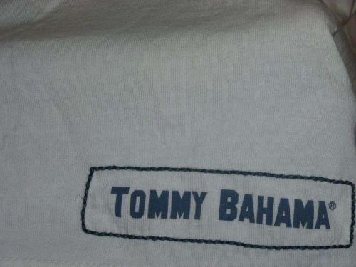 TOMMY BAHAMA MEN'S T-SHIRT XL PIMA COTTON RARE T SHIRT TRANSPACIFIC YACHT RACE