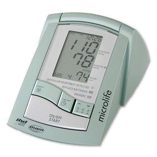 CVS MicroLife BP3AC1-1PC IHD Digital Advanced Automatic Blood Pressure Monitor