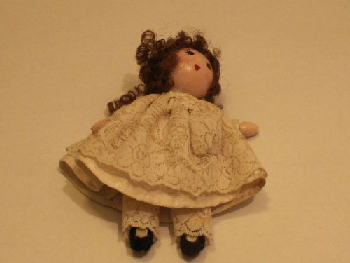 Little Doll Not sure of it origin, but really cute