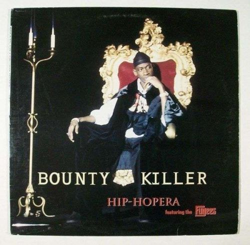 BOUNTY KILLER ~ Hip-Hopera 1996 Rap EP