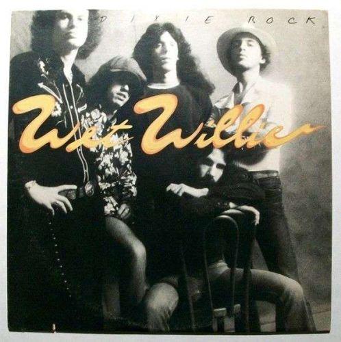 "WET WILLIE "" Dixie Rock "" 1975 Southern Rock LP"