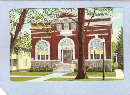 New York Homer Phillips Free Library ny_box3~1270