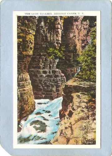 New York Ausable Chasm The Long Gallery ny_box5~1496