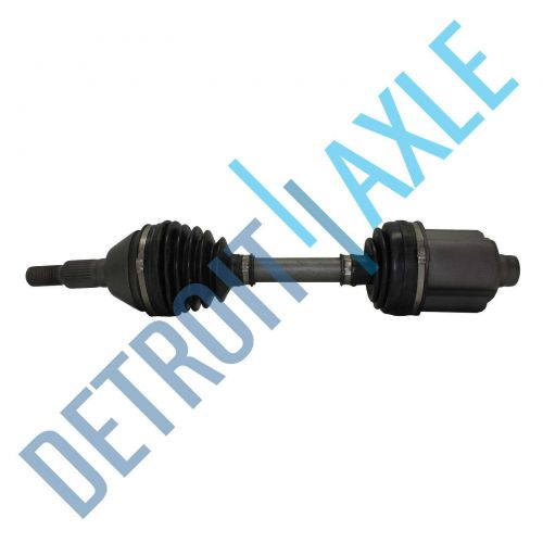 Complete Front Driver Side CV Axle Shaft - Made in USA