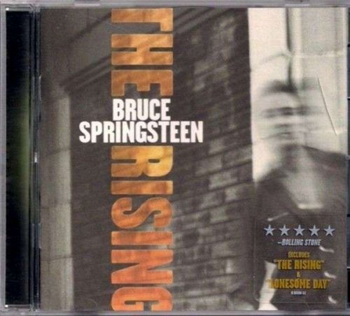 BRUCE SPRINGSTEEN ~ The Rising Rock CD