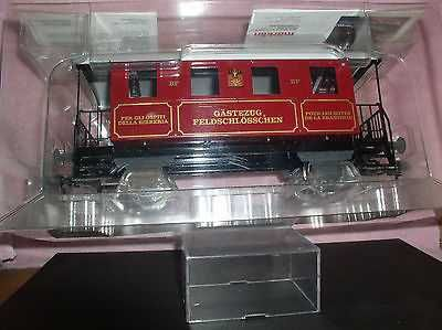 Marklin 54706 Gauge G Scale Maxi Passenger car Electrical train