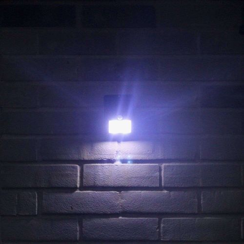 Deck Patio Solar Lights (3) Security Pathways Yard Driveways Outside Ships Fast