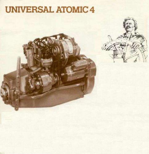 Atomic 4 parts | ebay.