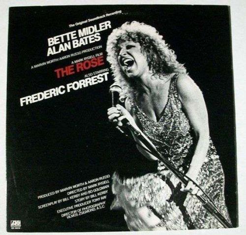 THE ROSE ~ Bette Midler 1979 Original Soundtrack LP
