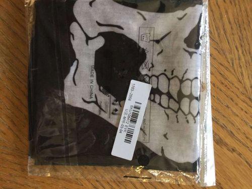 Lot of 2 Multipurpose Skull Seamless head wear USA Seller