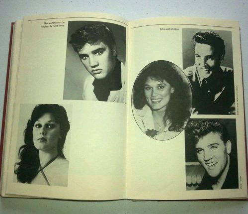 ELVIS *ARE YOU LONESOME TONIGHT?* by Lucy de Barbin-1st Ed 1987-Illustrated