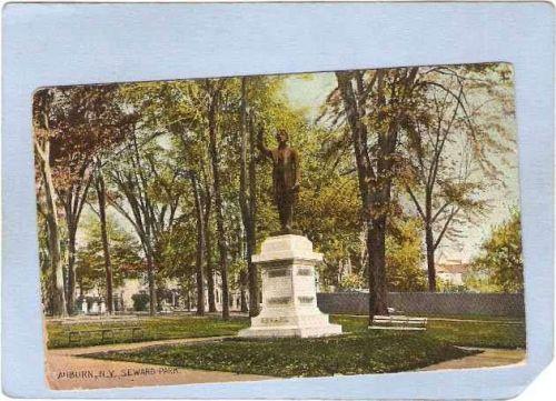 New York Auburn Seward Monument ny_box2~761