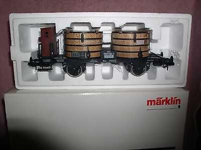 Marklin 58971 SANITARY WASTE TRANPORT CAR Electrical train car