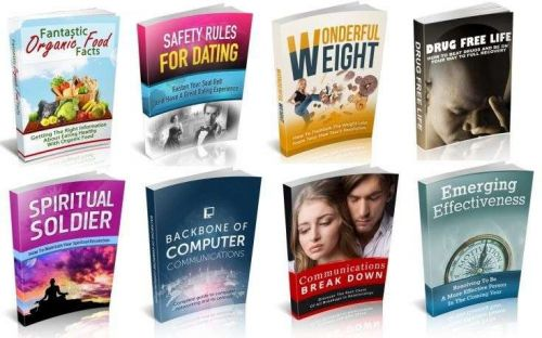 100 Master Resell Rights Ebooks Vol.1