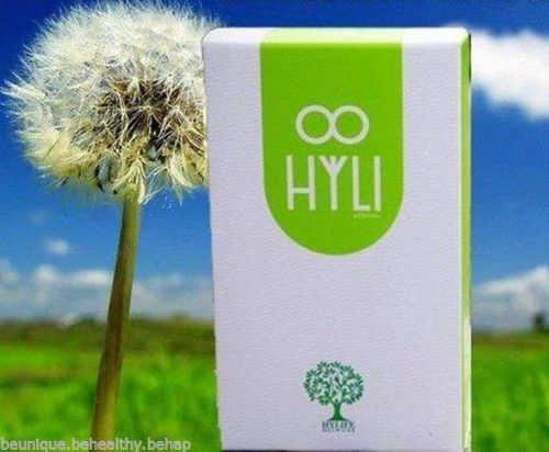 HYLI Female Hormones Breasts Herb Reduce Period Pain Relief Acne Brighten Skin