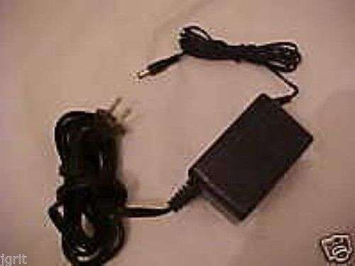 10v adapter = V ROCKER video sound rocker speaker chair - power cord PSU supply