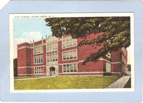 New York Silver Creek High School ny_box3~879