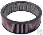 K&N 14x4 genuine air filter # E-3750