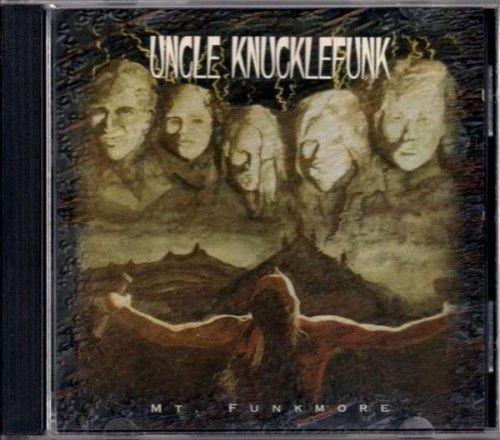 "UNCLE KNUCKLEFUNK ~ "" Mt. Funkmore "" Roots Rock CD"