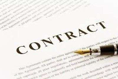 Business Movies and Music Contracts
