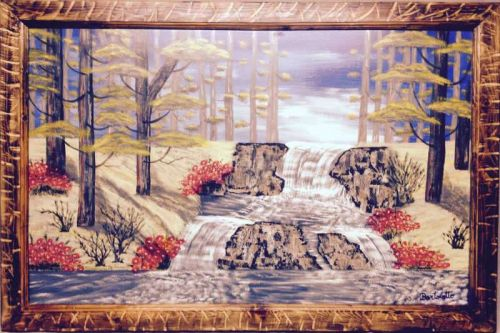 Water Falls ~ Who amongst us does not enjoy an idyllic scene of waterfalls~6
