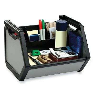 Stackable Storage Bin Organizer Mail Magazines Pen Pencil File Folders Book Kids