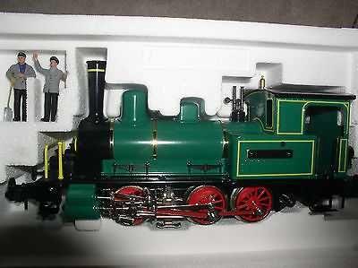 Marklin Maxi 54501 Locomotive steam engine G gage Electrical train free S&H USA
