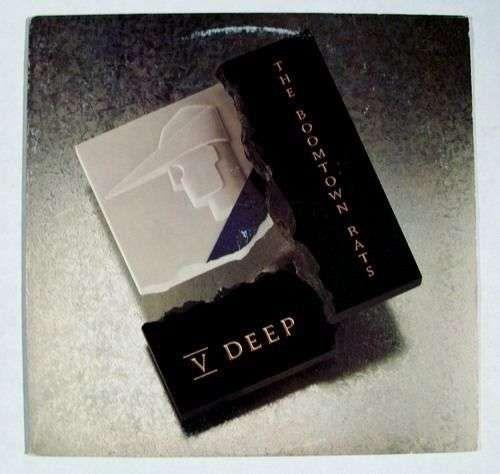 BOOMTOWN RATS V Deep 1982 New Wave / Punk Rock LP