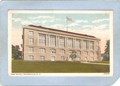 New York Gloversville High School ny_box5~2006